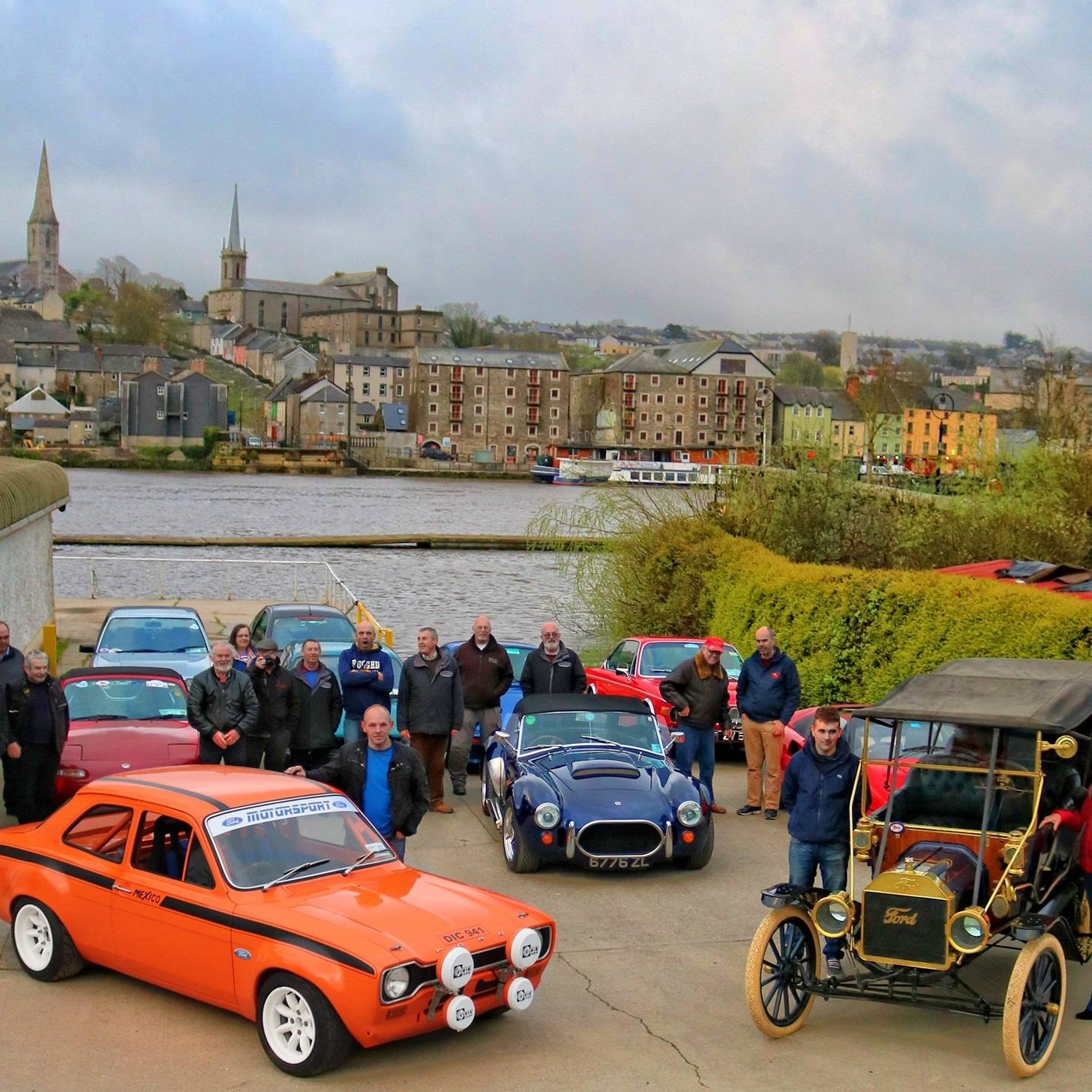Wexford Sports and Classic Car Club