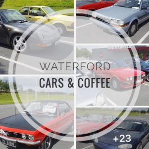 Cars and Coffee Waterford