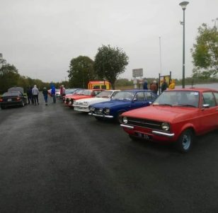 Portumna cars and coffee